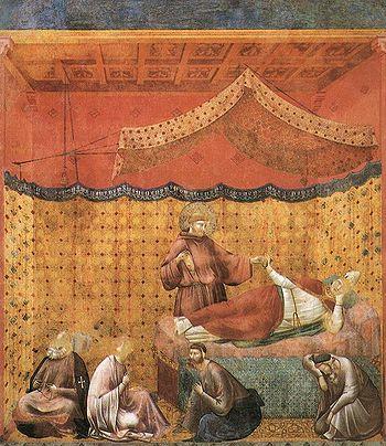 la vie de saint françois d'assise