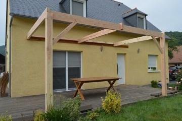 faire une terrasse en palette