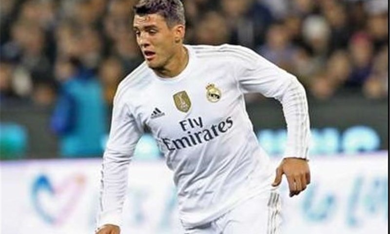 real madrid transfert