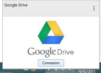 synchronisation google drive windows