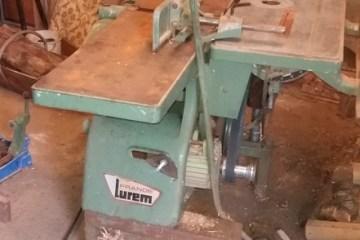toupie bois machine