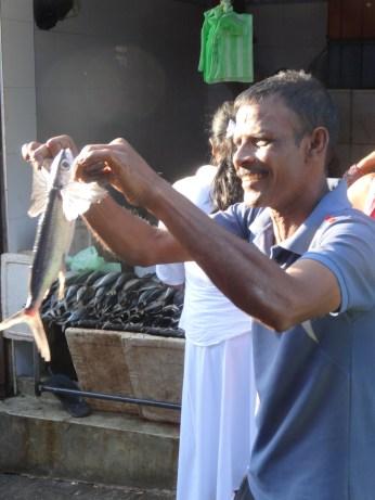 Market Kandy Sri Lanka
