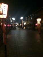 Shimbashi Geisha district