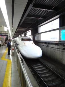 Shinkansen Shinagawa