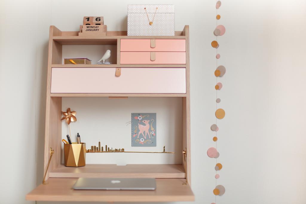 mon beau bureau petit champignon de paris. Black Bedroom Furniture Sets. Home Design Ideas