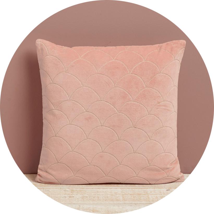 cyrillus-housse-de-coussin-rose-ecaille-velour-soldes