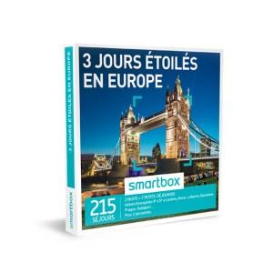 smartbox-3-jours-étoilés-en-europe