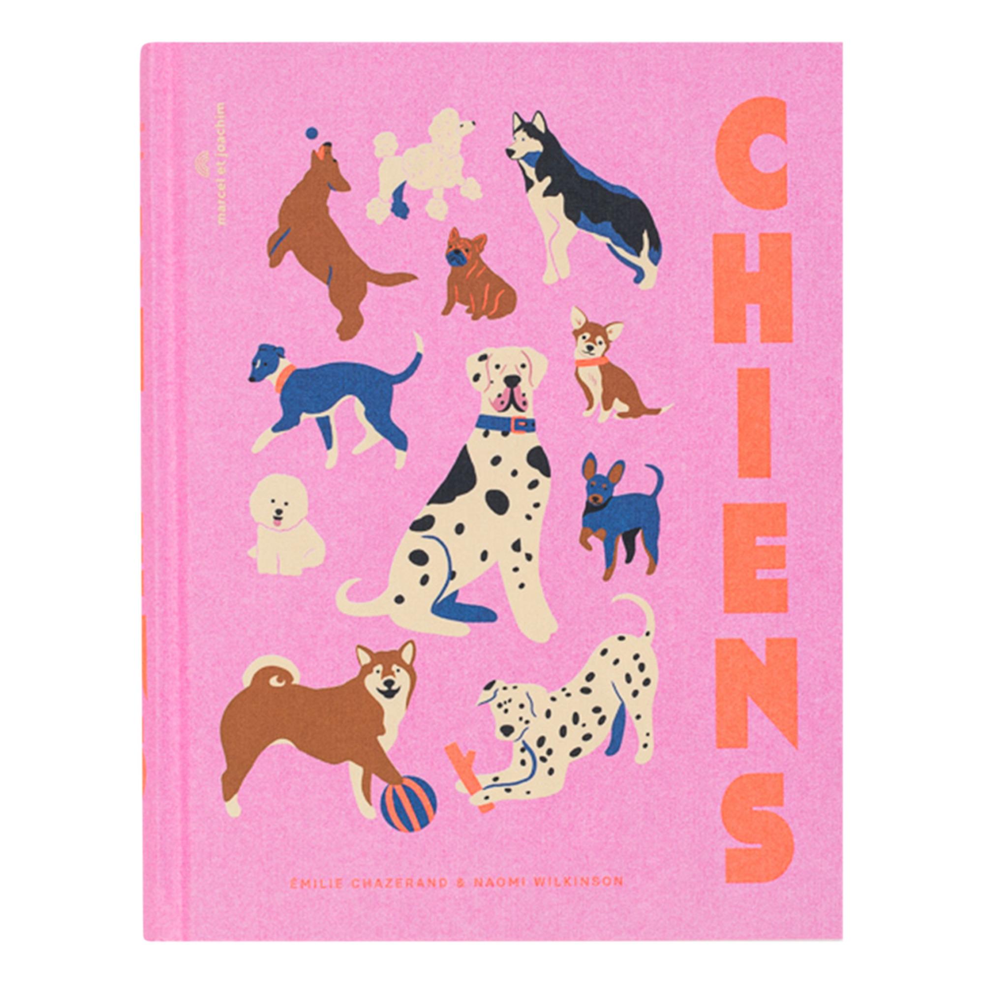 livre-chiens-e-chazerand-n-wilkinson