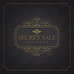 secret sale sundays logo