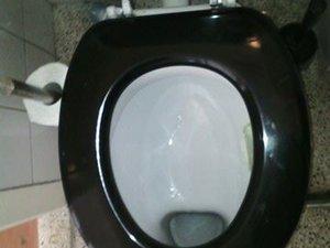 WC de mes hôtes