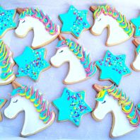 Galletas de unicornio