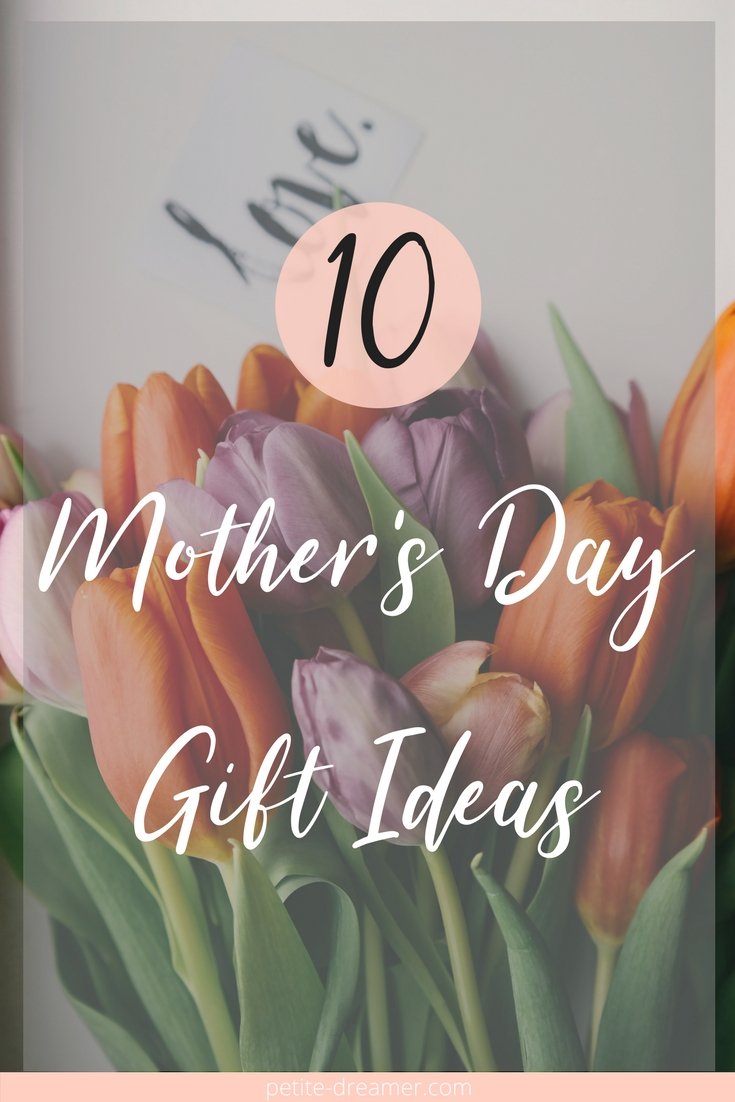 Mother's Day Gift Guide - Unique gift ideas for mom this Mother's Day #giftguide #mothersday