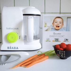 Babycook : Première prise en main