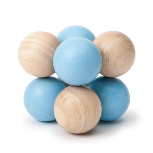 Hochet à boules Montessori sur la liste de Noël