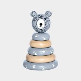 Jeux à empiler ours pour la liste de Noël
