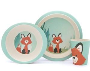 assiette-bambou-renard