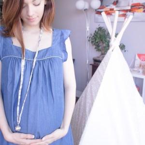 Le troisième trimestre de ma deuxième grossesse