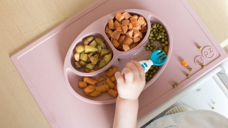 La Diversification alimentaire Menée par l'Enfant