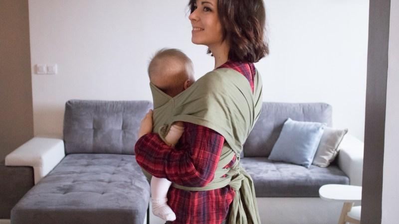 Porter son enfant facilement et confortablement avec le Mid-Taï