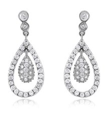 diamond-teardrop-earrings