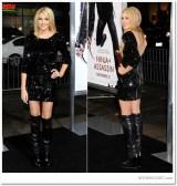 stephanie-pratt-topshop-sequin-dress-lbd