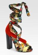 Nicholas-Kirkwood-for-Erdem-Silk-and-Suede-Sandals