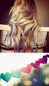 TBDlaurenhaircolorpinkblue