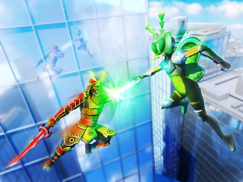 Des combats peuvent être présents dans les jeux de Roblox