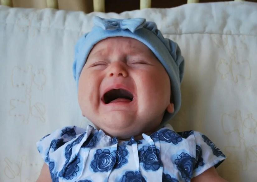 Comprendre les pleurs de bébé, une tâche difficile pour les nouveaux parents