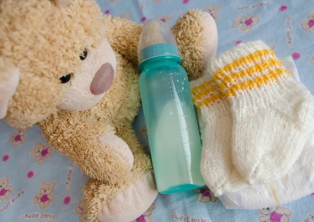 Transporter son lait maternel