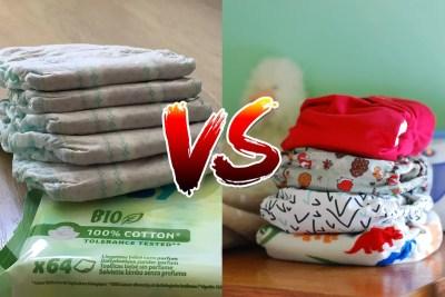 Couches jetables ou couches lavables : les critères pour bien choisir
