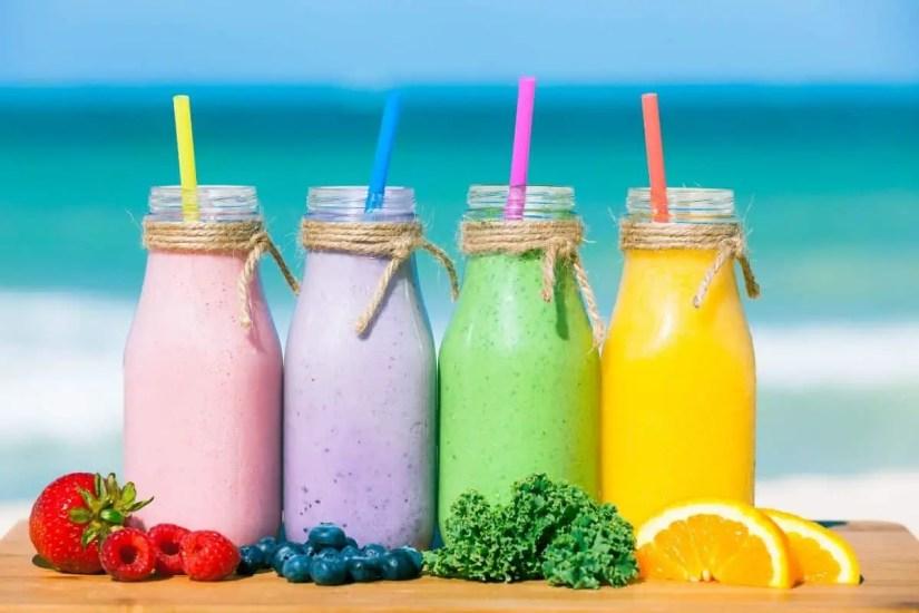 Les smoothies, une solution intéressante pour manger des fruits enceinte