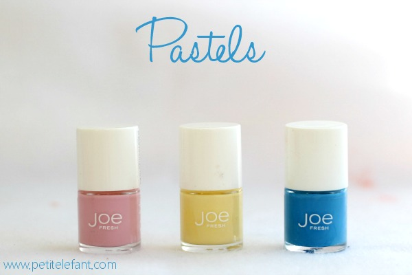 Joe Fresh Skin Care Line