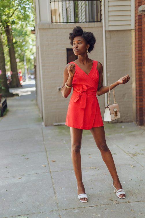 Stylish Black Girl