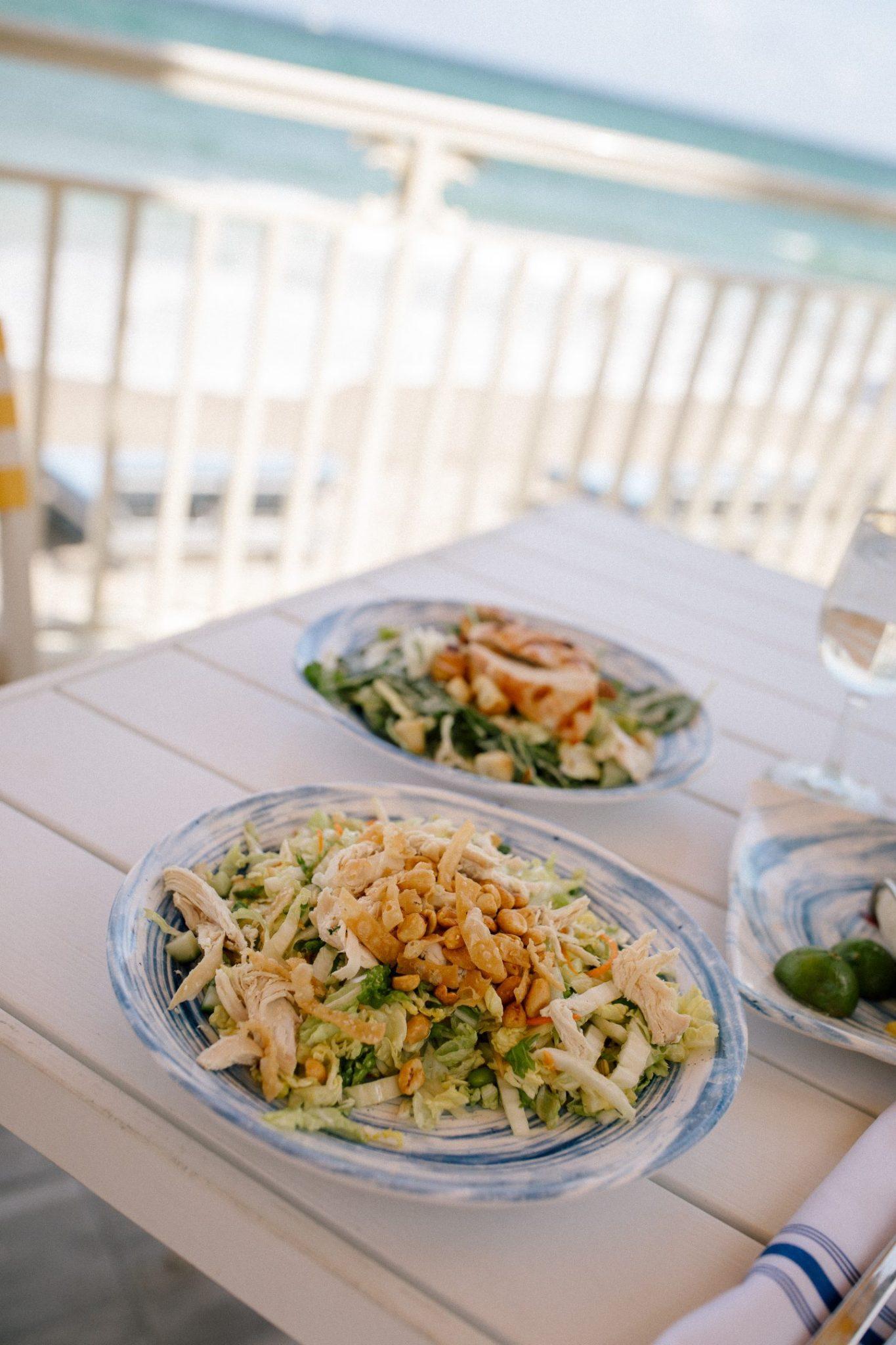 Temple Orange Salads