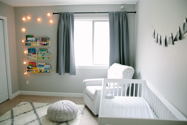 Mountain Themed Nursery Petite Modern Life