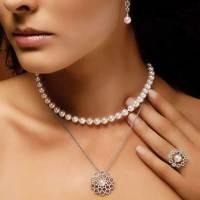 Un collier de perles