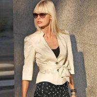 Tenue agrémentée de veste femme: un look toujours original
