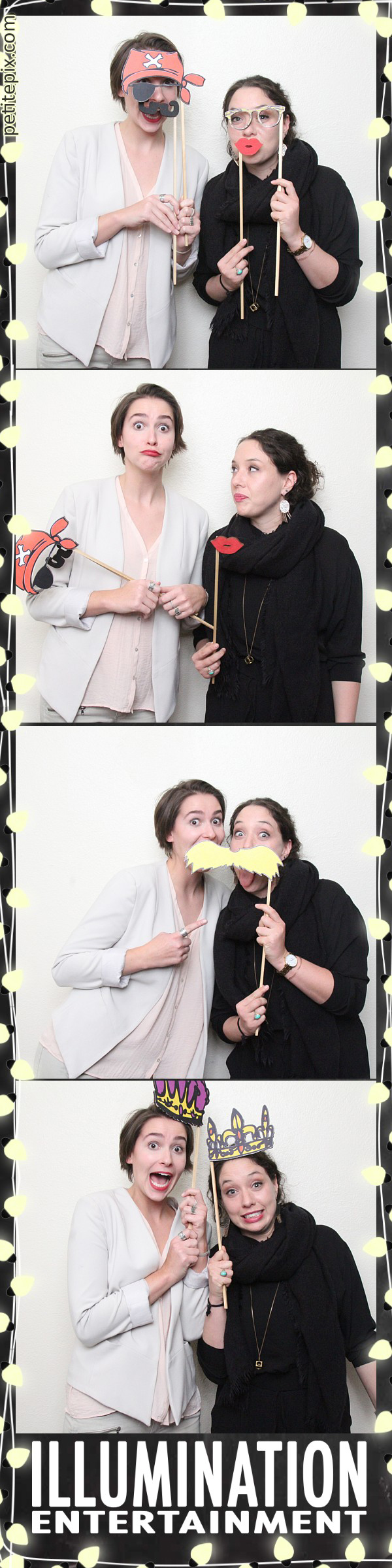 Illumination Entertainment Holiday Party Petite Pix A