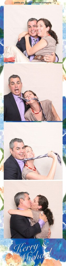 Petite Pix Vintage Photo Booth at the Redondo Beach Historic Library for Kerry and Michael's Wedding 49