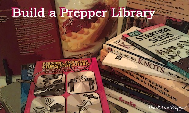 Prepper Library pic1