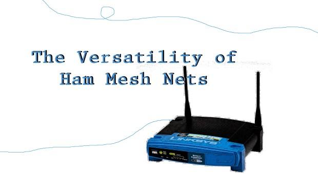 Ham Mesh Net Header