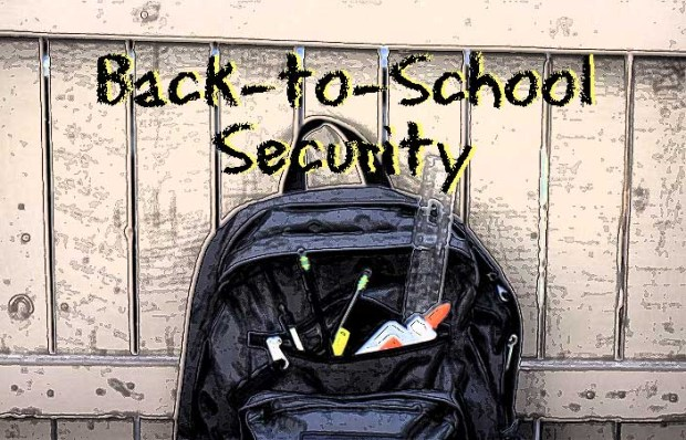 Back-to-school Security Header