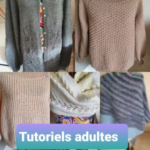 Fiches tricot