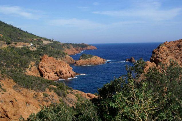 calanque st barthélemy plus belles plages de la côte d'Azur