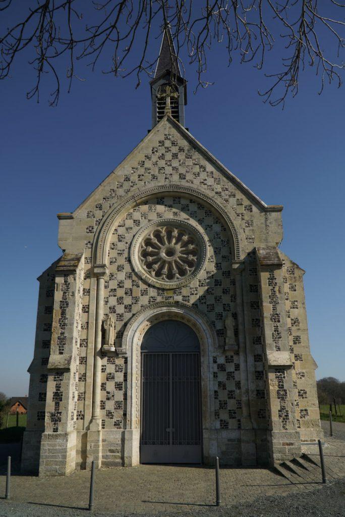 """chapelle st valery sur somme """"des marins"""""""