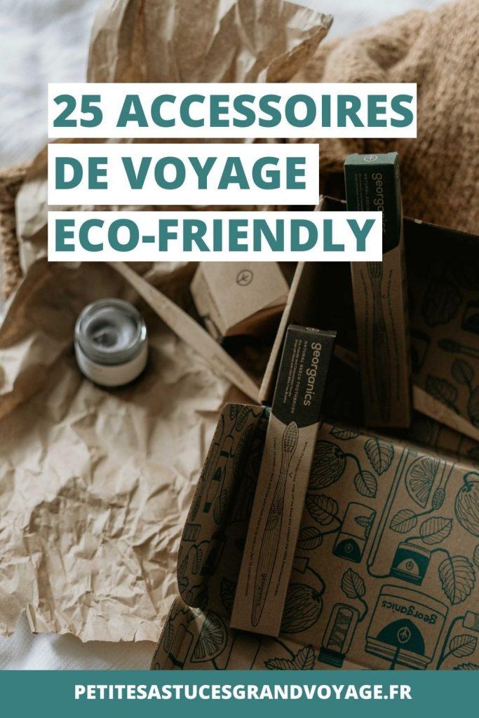 epingle pinterest 25 accessoires de voyage eco-friendly