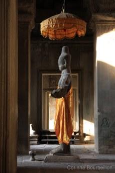 Angkor Wat. Siem Reap, Cambodge, février 2011.