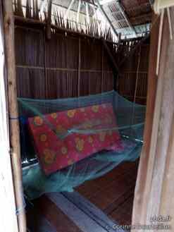 Homestay à Raja Ampat. Papouasie, Indonésie, mars 2012.