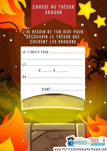7 Invitations Pour Une Chasse Au Tresor Reussie